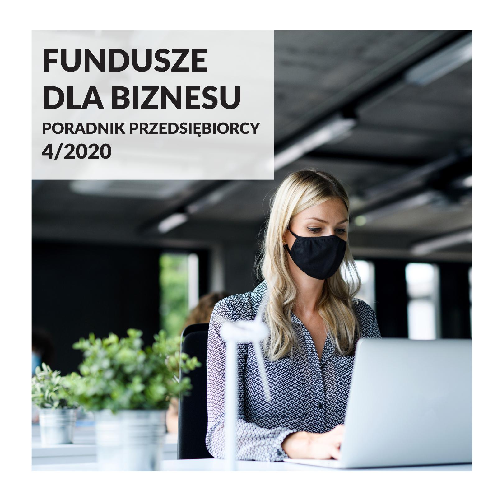 Najnowszy numer poradnika Fundusze dla Biznesu już dostępny